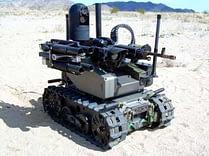 Robot Launchers